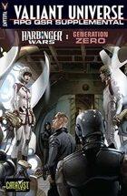 Valiant Universe RPG QSR Supplemental: Harbinger Wars: Generation Zero