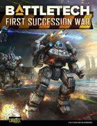 BattleTech: First Succession War