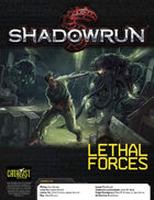 Shadowrun: Lethal Forces (Adventure)