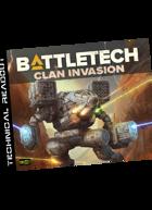 BattleTech: Technical Readout: Clan Invasion
