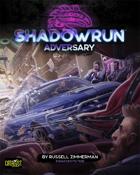Shadowrun: Adversary (Enhanced Fiction)