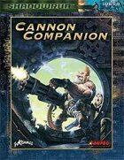 Shadowrun: Cannon Companion