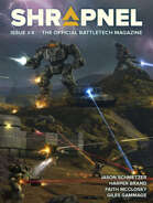 BattleTech: Shrapnel, Issue #4