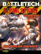 BattleTech: Alpha Strike Cards: WarShips and JumpShips