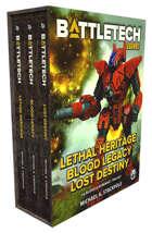 BattleTech Legends: The Blood of Kerensky Box Set
