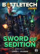 BattleTech Legends: Sword of Sedition