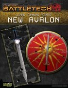 BattleTech: Jihad: Turning Points: New Avalon