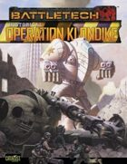 BattleTech: Historical Operation Klondike