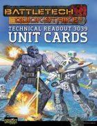 BattleTech: Quick-Strike Cards: Technical Readout 3039