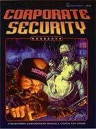Shadowrun: Corporate Security