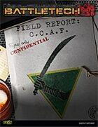BattleTech: Field Report: CCAF