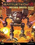 BattleTech: Record Sheets: Total Warfare Style 3050 Upgrade