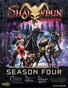 Shadowrun: Mission: FAQ: Season Four