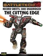 BattleTech: Record Sheets: 3085 Unabridged - The Cutting Edge