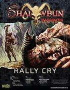 Shadowrun: Mission: 04-03: Rally Cry