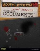 BattleTech: Jihad: Secrets: The Blake Documents