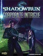 Shadowrun: Corporate Intrigue
