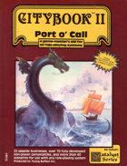 Citybook II: Port O' Call