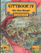 Citybook IV: On The Road