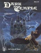 Dark Temple T&T solo