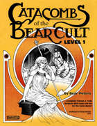 Catacombs of the Bear Cult - GM Adventure