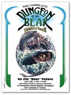 Dungeon of the Bear T&T GM adv