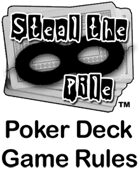Steal the Pile – Poker deck rules