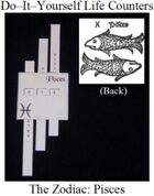 Do-it-Yourself Life Counter: Pisces