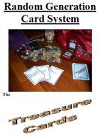 Random Generation Card System: The Treasure Cards