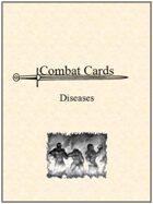 Combat Cards: Diseases