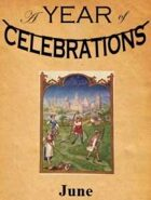A Year of Celebrations: June