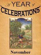 A Year of Celebrations: November