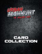 Urban Manhunt Card Collection [BUNDLE]