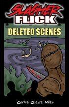 Slasher Flick -- Deleted Scenes
