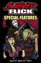 Slasher Flick -- Special Features