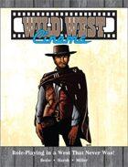 Wild West Cinema rulebook