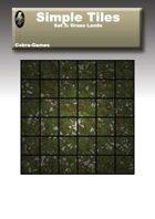 Simple Tiles Set 5: Grasslands