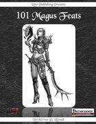 101 Magus Feats (PFRPG)