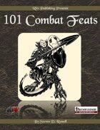 101 Combat Feats (PFRPG)