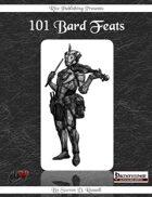 101 Bard Feats (PFRPG)