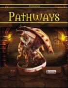 Pathways #27 (PFRPG)
