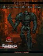The Secrets of the Iron Titan (PFRPG)