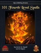 101 4th Level Spells (5E)