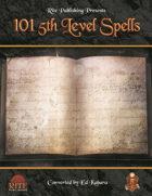 101 5th Level Spells (5E)