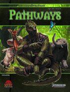 Pathways #65:Menageries (PFRPG)