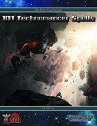 101 Technomancer Spells (SFRPG)