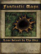 Fantastic Maps: Lone Island in the Sky