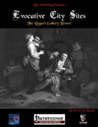 Evocative City Sites: The Rogue's Gallery Tavern (PFRPG)