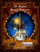 101 Magical Weapon Properties (PFRPG)
