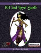 101 2nd Level Spells (PFRPG)